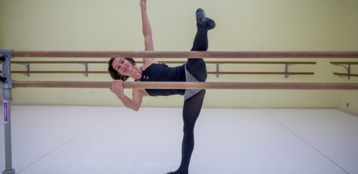 Barre Workout im Pilates Zentrum