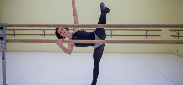 Barre Workout im Pilates-Zentrum